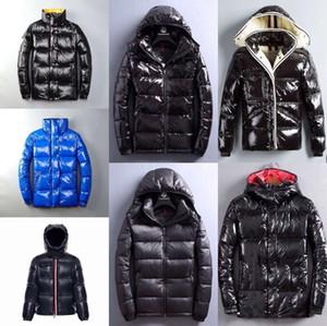 Abajo al por mayor diseñador maya ropa ganso abrigos cálidos al aire libre en línea invierno chaqueta parka clásico hombre