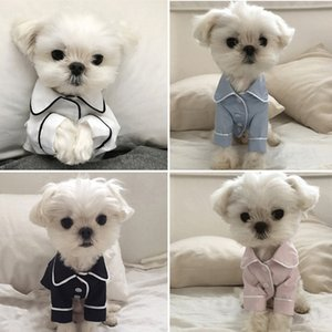 Vêtements de luxe pour chien de mode chien pyjamas vêtements pour animaux de compagnie pour petits chiens moyens vêtements manteau de vêtements de monde Yorkies Chihuahua Bulldogs