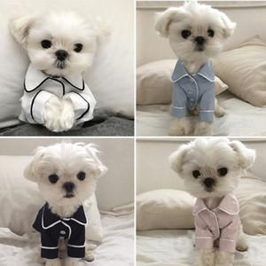 Ropa de lujo para perros Pijamas Pijamas Ropa para mascotas para pequeños perros medianos Ropa Abrigo Yorkies Chihuahua Bulldogs Chaqueta