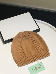 New style knitted hat, cashmere woolen hat