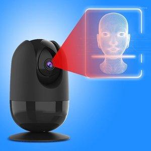 كاميرا IP WIFI Camera1080P AI التعرف على الوجه الكاميرا كشف الوجه تتبع السيارات CCTV1