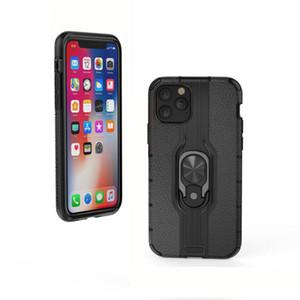 Titulaire du porte-stand Coque Téléphone pour iPhone 11 PRO Max XS XS XR X Case Housse antichoc pour iPhone 11 Pro 7 8 Plus