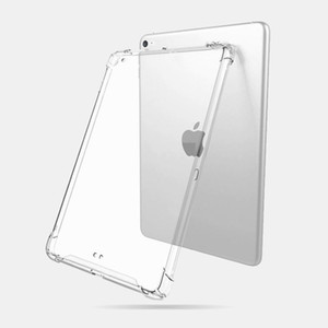 Custodia antiurto trasparente TPU acrilico trasparente per iPad Air Mini 3 4 5 Pro 9.7 10.5 10.9 11 12.9