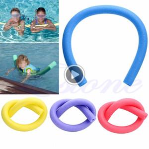 AU13 - Riabilitazione Imparare galleggiante Piscina Noodle Water Aid Woggle Swim flessibile 6.5 * 150cm