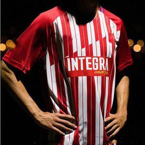 20 21 Sporting Gijón Soccer Jerseys Gijon 2020 Alvaro Niños Niño Djuka Carmona Aitor G. JS Babin Pérez Camiseta de Fútbol Hombres Niños