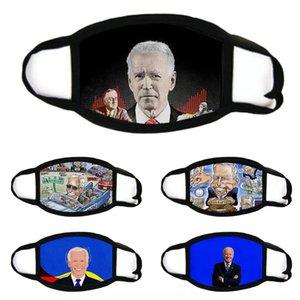 Маски для лица X5su Trump рот Избирательные Поставки маска маска 2020 Джозефом Байденом Американские выборы Американский флаг США козырем маски для лица LJJK2409