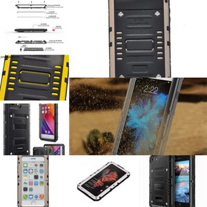FactoryYt3W Powerful Stoßfest Glas Aluminium Yofeel Rainfest Tempered Luxus Metallabdeckung Zellenkasten Für Telefon x