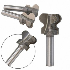 8 Handle Madeira Cortadores Máquina de aparar Dois Arc prego Clippers Carbide Engraving Machine Head Gaveta Handle ww1q #