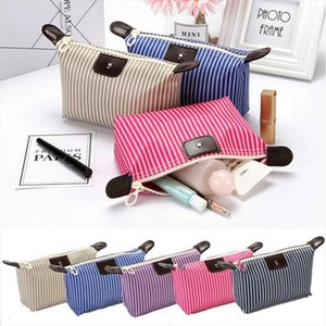 Cosmetic Bags Women Toiletry Bag Lazy Makeup Bag Quick Pack Waterproof Travel Drawstring Storage Drop Shipping