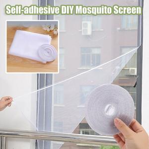 Anti-insecto de la mosca del insecto puerta de la ventana de la pantalla Mosquito Net cinta de reparación de parches autoadhesivos cinta de reparación Accesorios Ventana de reparación