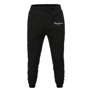 Gym Sports Joggers Brand Pepe Men Pants Autumn Winter Sportswear Trousers Men Training Fitness Sweatpants Pantalones Hombre
