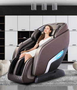 LEK 988R9  electric massage chair Automatic body kneading multi-function zero gravity space capsule intelligent massager