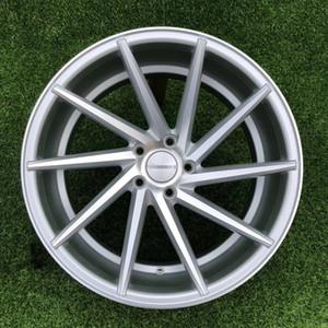 خاص شابه السيارات عجلات سيارة 17inch 5x100 صالح الفضة لتويوتا بريوس