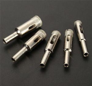 Drill Bits 11pcs  Diamond Coated Core Hole Saw Drill Bit Set Tools For Tiles Marble Glass 3 4 5 6 7 8 9 jllXVa eatout