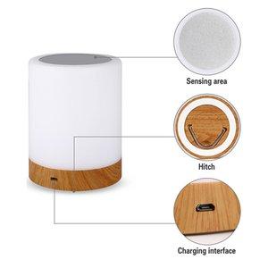 Smart Bedside Lamp LED Table Lamp Friendship Creative Bed Desk Light for Bedroom Bedside Lampe Bed Night Lights CCE2221