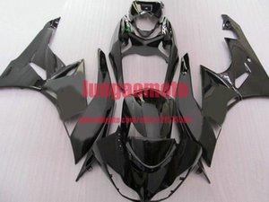 Инъекции Fairing наборы матовый черный лучший KAWASAKI Ninja ZX6R 2009 2012 Body Kits ZX6R 2010 кузовного ZX6R 09 10 11 12 2012 2011 тип кузова набор
