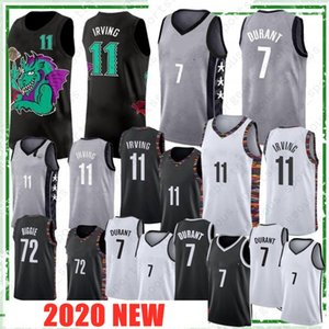 NCAA Kevin 7 Durant 2019 2020 New Basketball jersey Kyrie 11 Mens Irving College Basketball shirt Hot sales Top Quality jerseys