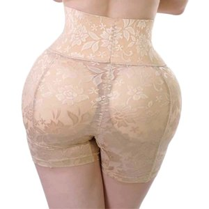 Twinso Big Ass Hip Enchancer High Waist Trainer Body Shapers Women Sexy Wedding Underwear Butt Lifters Control Panties Shapewear