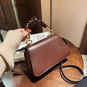Small Luxury And Leather Bag Fashion Women's Bags Shoulder Handbag 2021 Bag PU Designer Crossbody Female Tote Purse Jwolc