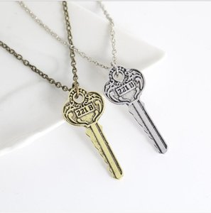 New arrival Key men's vintage necklace sweater chain accessories movie peripheral personality jewelry zj-1005