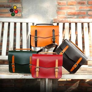 Bemoreal véritables sacs crossbody en cuir pour les femmes sac design de luxe femme sacs à main en cuir sac messenger Cartables Mode