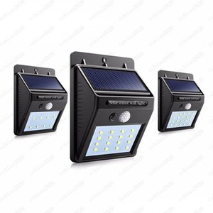 Solar Power LED Solar light Outdoor Wall LED Solar lamp With PIR Motion Sensor Night Security Bulb Street Yard Path Garden lamp