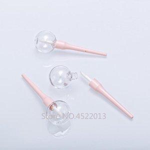 10-200pcs 10ml Lollipop Lipgloss Tube Lip Glaze Bottle Empty Makeup DIY Lip Glaze Homemade Material Lipgloss Container Gloss