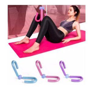 Leg Trainer Leg Muscle Thin Stovepipe Clip Slim Leg Fitness Gym Training Equipment Thigh Master Arm Chest Waist Trainer
