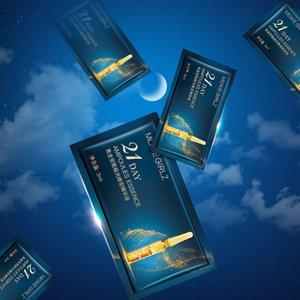 3ml x 21pcs fiale Essenza Essenza naturale Essenza per la salute Migliorare il siero di cura della pelle dell opacità della pelle Lotto all'ingrosso