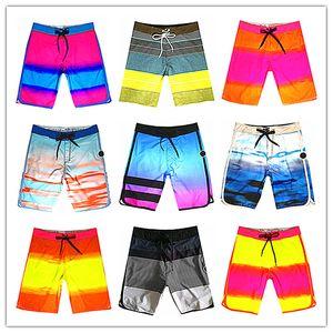 Hot Sale 2019 Brand Phantom Men Beach Board Short Swimwear 100% Quick Dry Elastic Maillot Bain Bermuda Male Beachwear