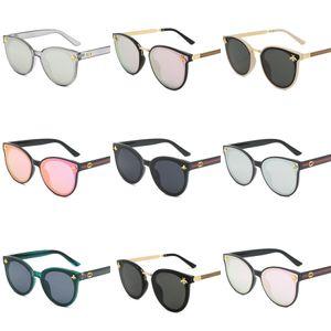 2020 الجديدة النقش عدسة 8300177 نظارات، أزياء الواقي من الشمس، نقي الطبيعية الأسود نمط القرون مرآة الساقين النظارات الشمسية، مخصص الخاصة # 320