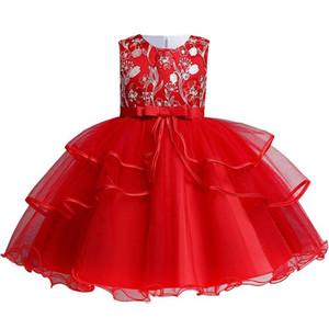 Keaisyouhuo Christmas Baby Girl Robe 2020 NOUVELLE Robe de princesse pour Filles Enfants Fille Jeunes Anniversaire Robe Enfants Vêtements 10 ans W1227