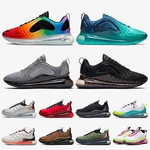 nike air max 720 max air 720 nike 720 818 Mulheres Homens Running Shoes Floresta Cinza frio Hot Lava 72c 818 Universidade Worldwide Laranja vermelha Formadores Sneakers
