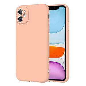Protection givré mat Caméra souple en TPU pour iPhone 11 Pro Max XR XS Max X 8 7 SE2 Samsung S10 S20 plus Note 10 A51 A71 A81 A91 A01 A21
