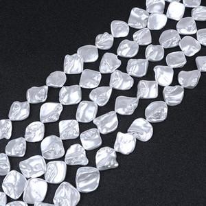 Grande mère en forme irrégulière de perles de billes de perles de perles