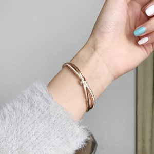 2020 fashion high-quality ladies bracelet daily matching dress accessories the best hard bracelet for dinner party T2GJ