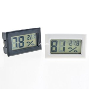 Hygrometer Embedded Probe Electronic YS-02 Digital Temperature YS02 Humidity Meter Thermo Mini display pet ele