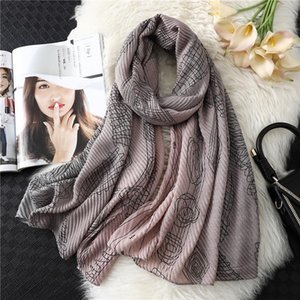 Poncho Cape Gradient Color Scarf Ladies Personality Blanket All-Match Scarves Warm Autumn and Winter Shawl Bandana Head scarves
