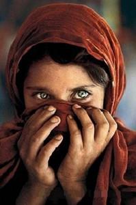 0,5 Çerçeveli Çerçevesiz Steve McCurry Afgan kızı portre kalitesi Multi boyutları P49-deco tuval üzerine duvar sanatı yağlıboya baskı HD handpainted