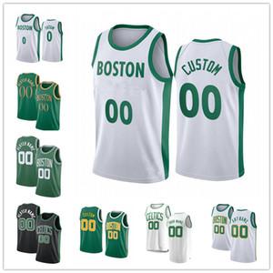 Custom Jayson 0 Tatul Tacko 99 Fall Walker Jaylen 7 Marron Tristan 13 Thompson Marcus 36 Smart Payton 11 Pritchard City Basketball Jerseys