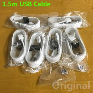 100% Original 1.5m Micro USB Fast Charger Cable Spring Data Sync fast Charging for Samsung Note 4 5 S6 S7 Edge