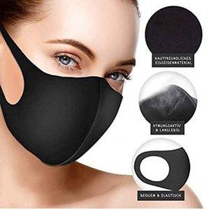 In DHL archivio Designer maschere Mundschutz Maske erwachsen Maschera Kinder Masken unisex Wiederverwendbar lavabile Viso