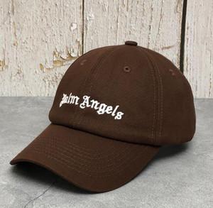 2020 MELEKLER Güzellik gelgit PALM baskı MELEKLER PA Lüks İşlemeli kaliteli Beyzbol Şapka Bay Golf snapback kap kadın ve erkek şapka 1016-3