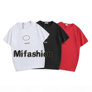 19ss Spring Summer Luxury Europe France Paris Classic Mode Tshirt Fashion Men Women T Shirt Short Sleeve Cotton Casual Tee