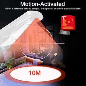Bakeey 1080P HD IP Camera 4G 360° Night Vision Street Lamp Speed Dome Surveillance CCTV with LED Light For Smart Home Security