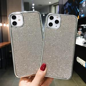 Glitter Diamond Case For OPPO A9 A5 2020 A11X A91 R15X AX7 F11 Pro A7 A7N R11 Plus R17 R9S Case Cover