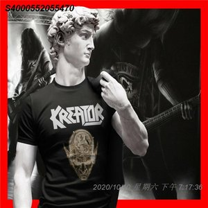 Kreator Erkekler Tişörtlü Threahs Metal Band Tee Gömlek Voivod Exodus Sodom Coroner 4 42111510