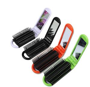 Makeup Comb Portable Mini Folding Comb Airbag Massage Hair Boutique Travel Plastic Comb Airbag Massage Round Trave jllTLk xhhair
