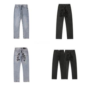 Haute Qualité Mens Designer Casual droites Rock Revival Jeans D2 Retro Slim Jeans Skinny mode Luxe Ripped Hommes Hip Hop Denim Pants # 382