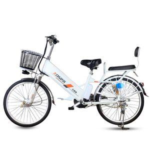 20/24 pollici bicicletta elettrica 60v batteria al litio adulto 350W ruota posteriore rotella motociclista moto rampicante 35 ebike